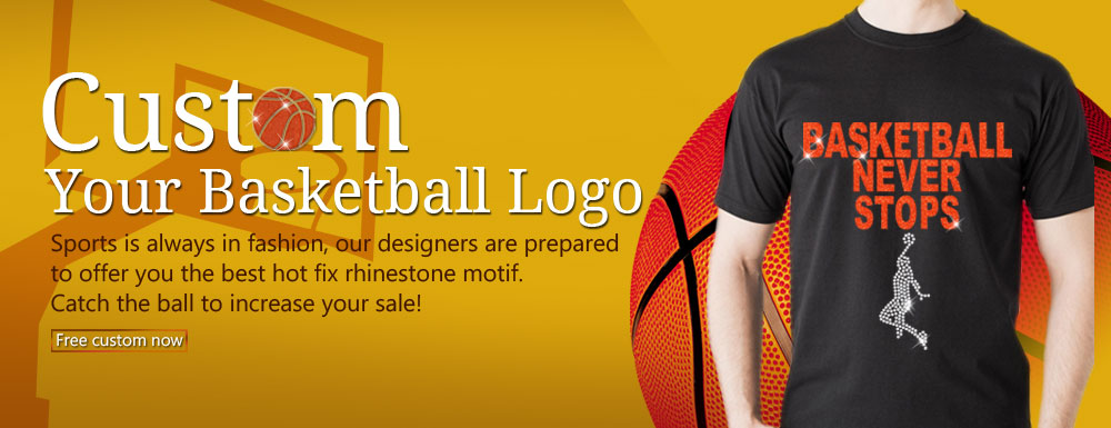 basketball logo transfer