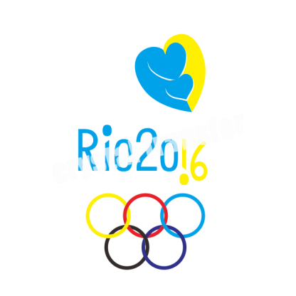 Heat Transfer Vinyl Sports Olympic for Rio 2016